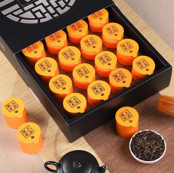金骏眉红茶礼盒装16罐蜜香型金骏眉茶叶礼盒250克