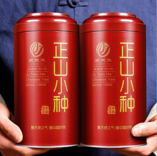 正山小种红茶 蜜香型武夷山红茶500克茶叶送手提袋