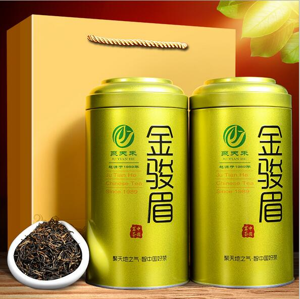 金骏眉红茶正山小种红茶500克 送手提袋