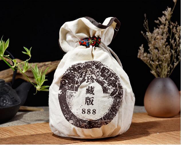 普洱熟茶礼盒装红茶私家茶园木盒普洱熟茶500g