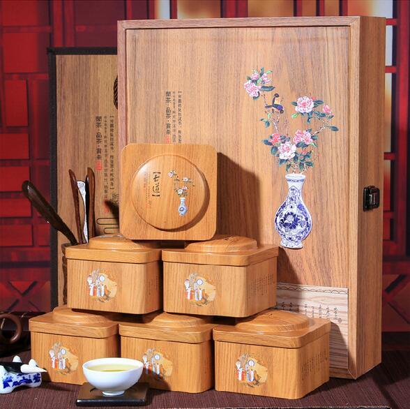 铁观音礼盒装 鲜香型铁观音500g 古道礼盒高山乌龙茶批发